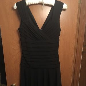 White House black market black dress 00